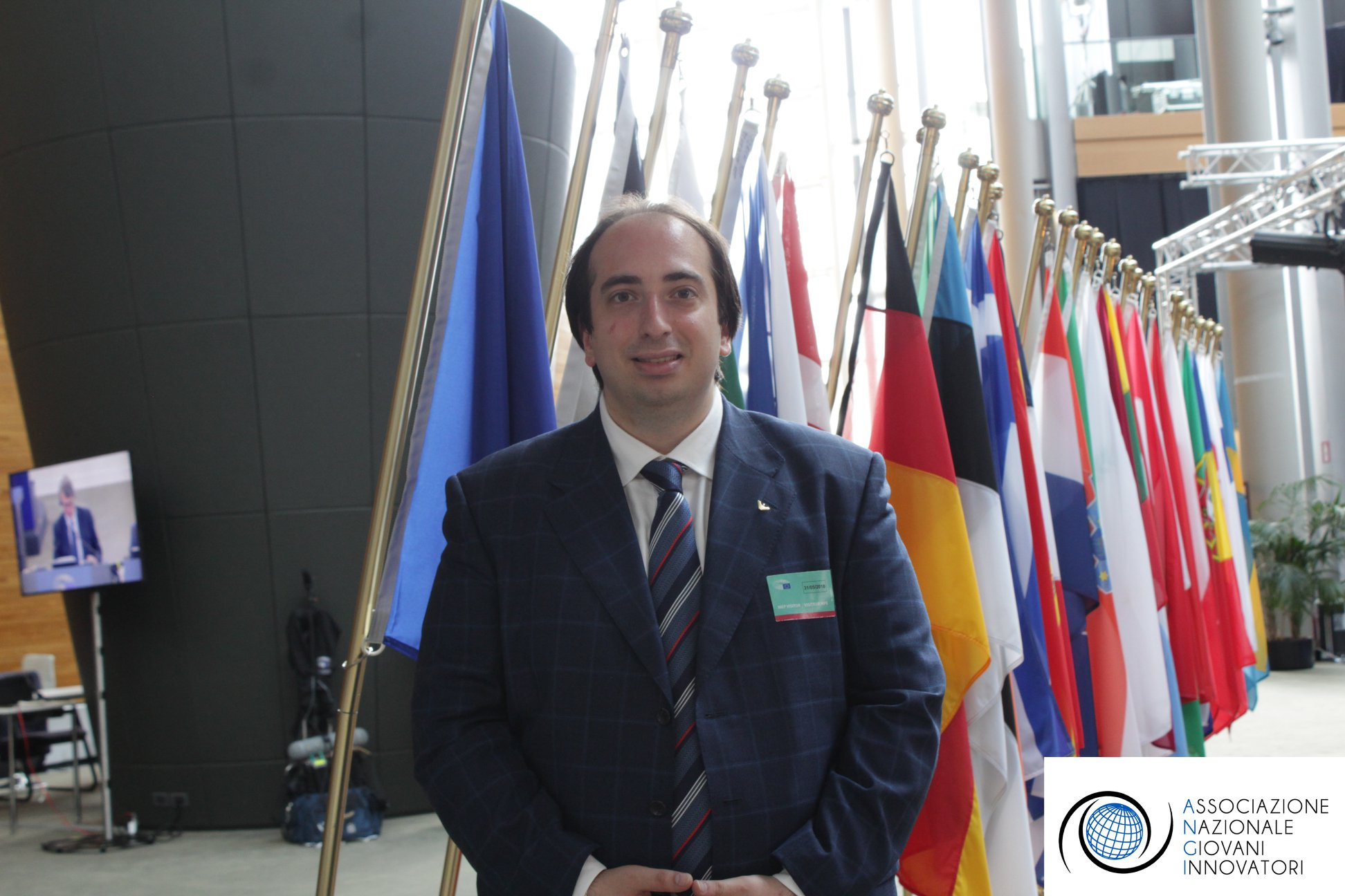 Gabriele Ferrieri Presidente ANGI