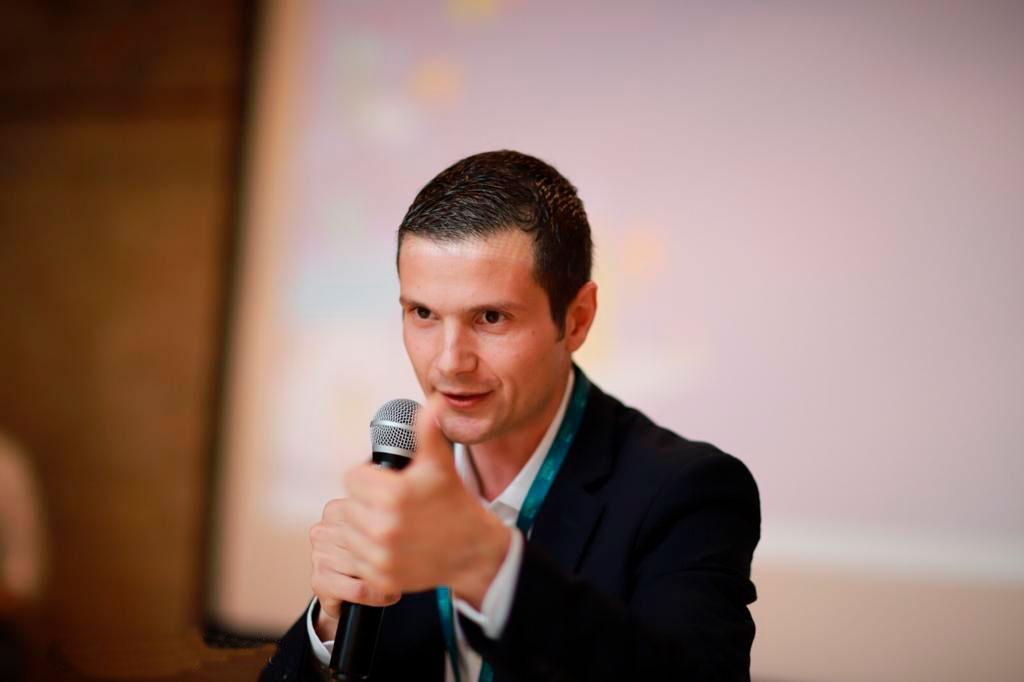Francesco Di Costanzo Presidente PASocial