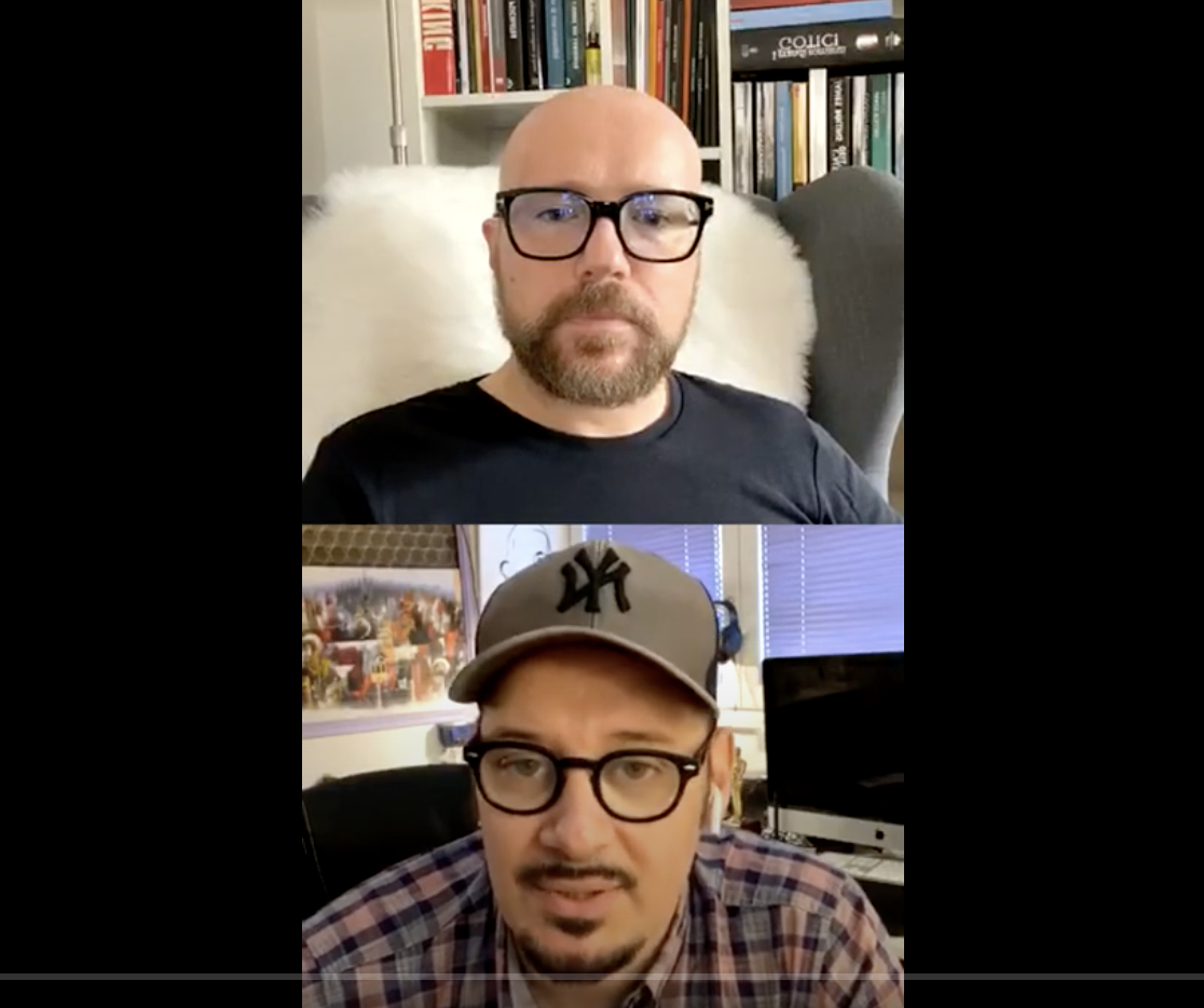 L'intervista a Federico Cecchin per PA Social