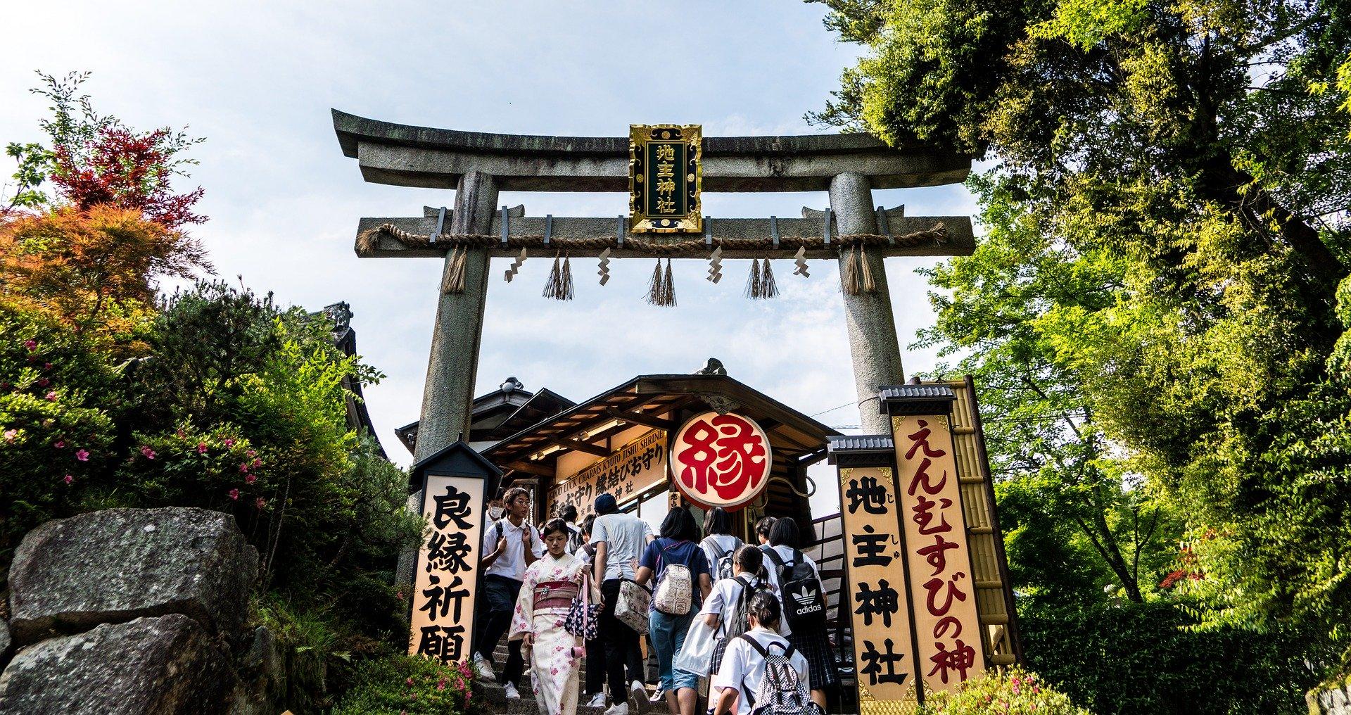 L'idea del Giappone per far ripartire il turismo interno