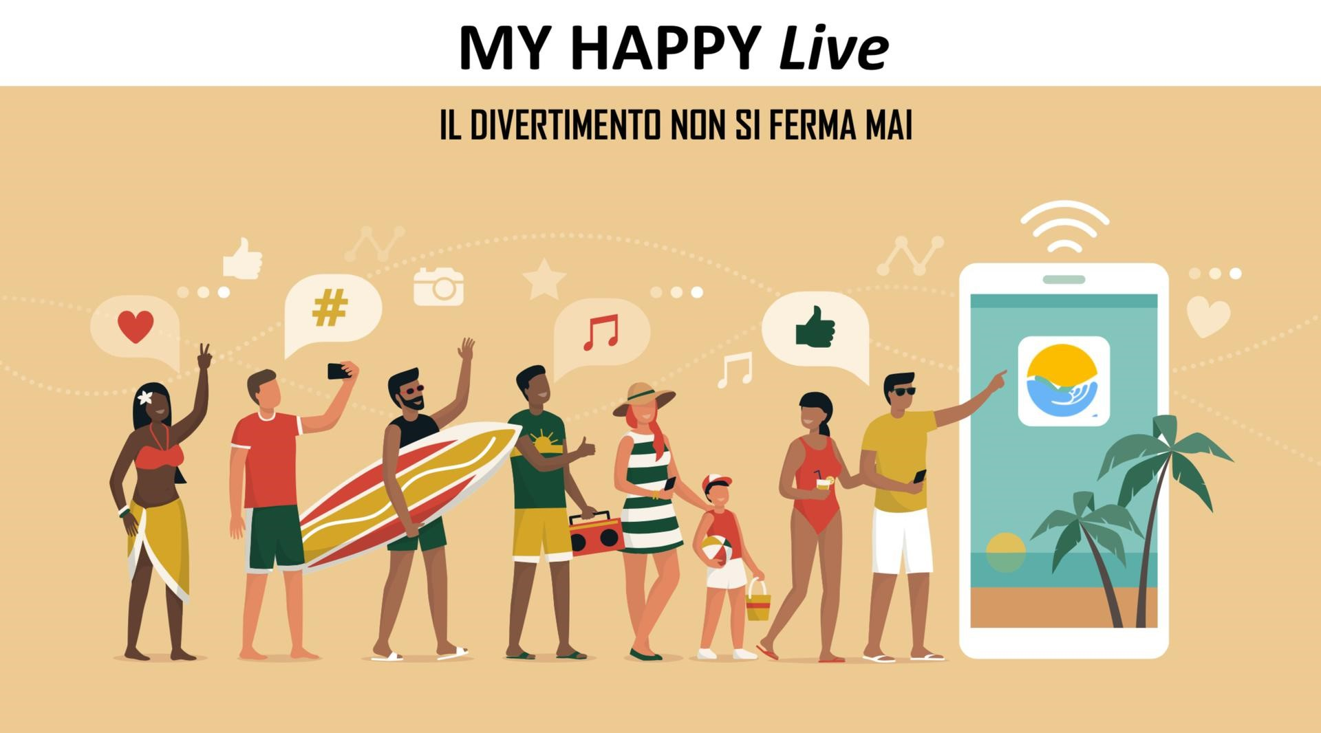 My Happy Live