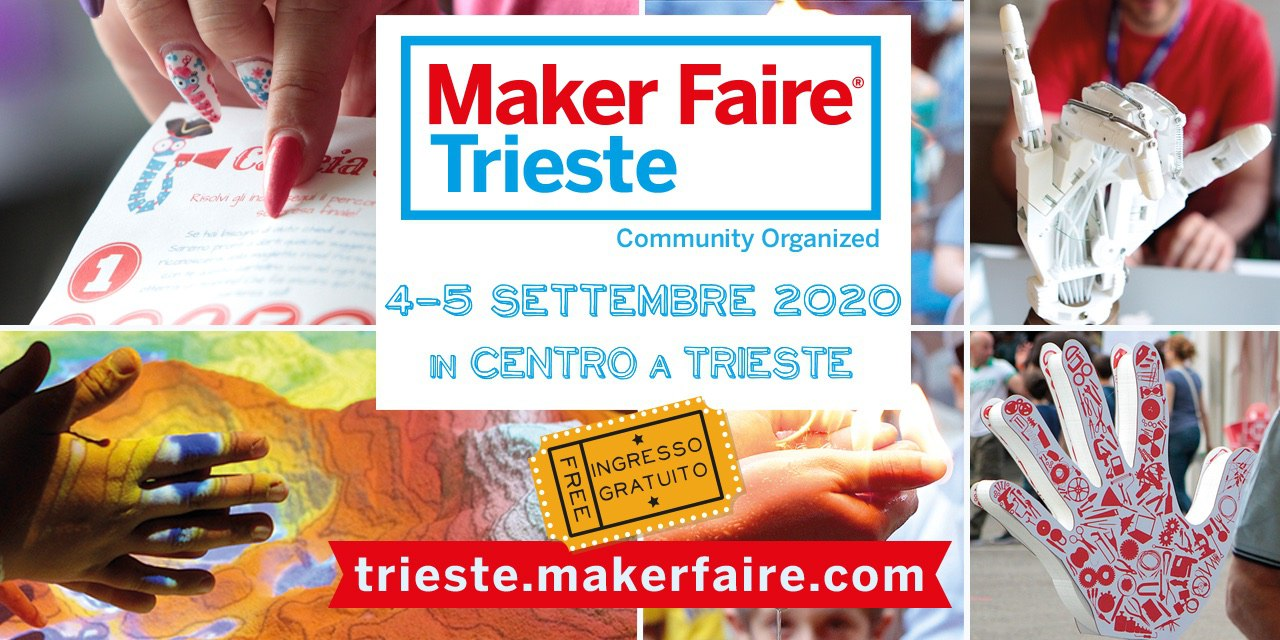 Maker Faire Trieste