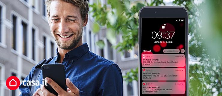 Alert Real Time, quando la tecnologia ci aiuta a trovare casa