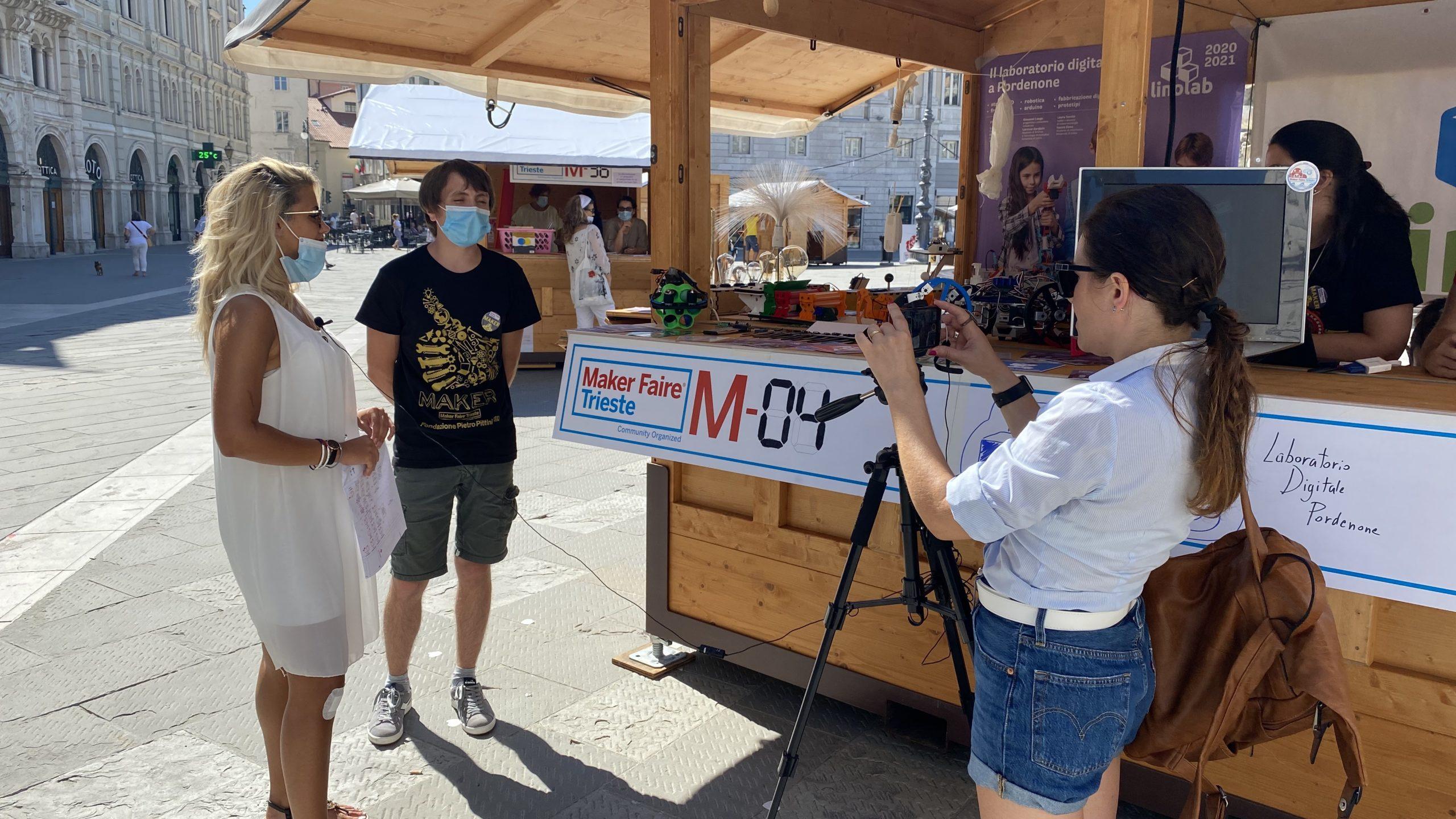 Maker Faire Trieste – La festa dell'ingegno