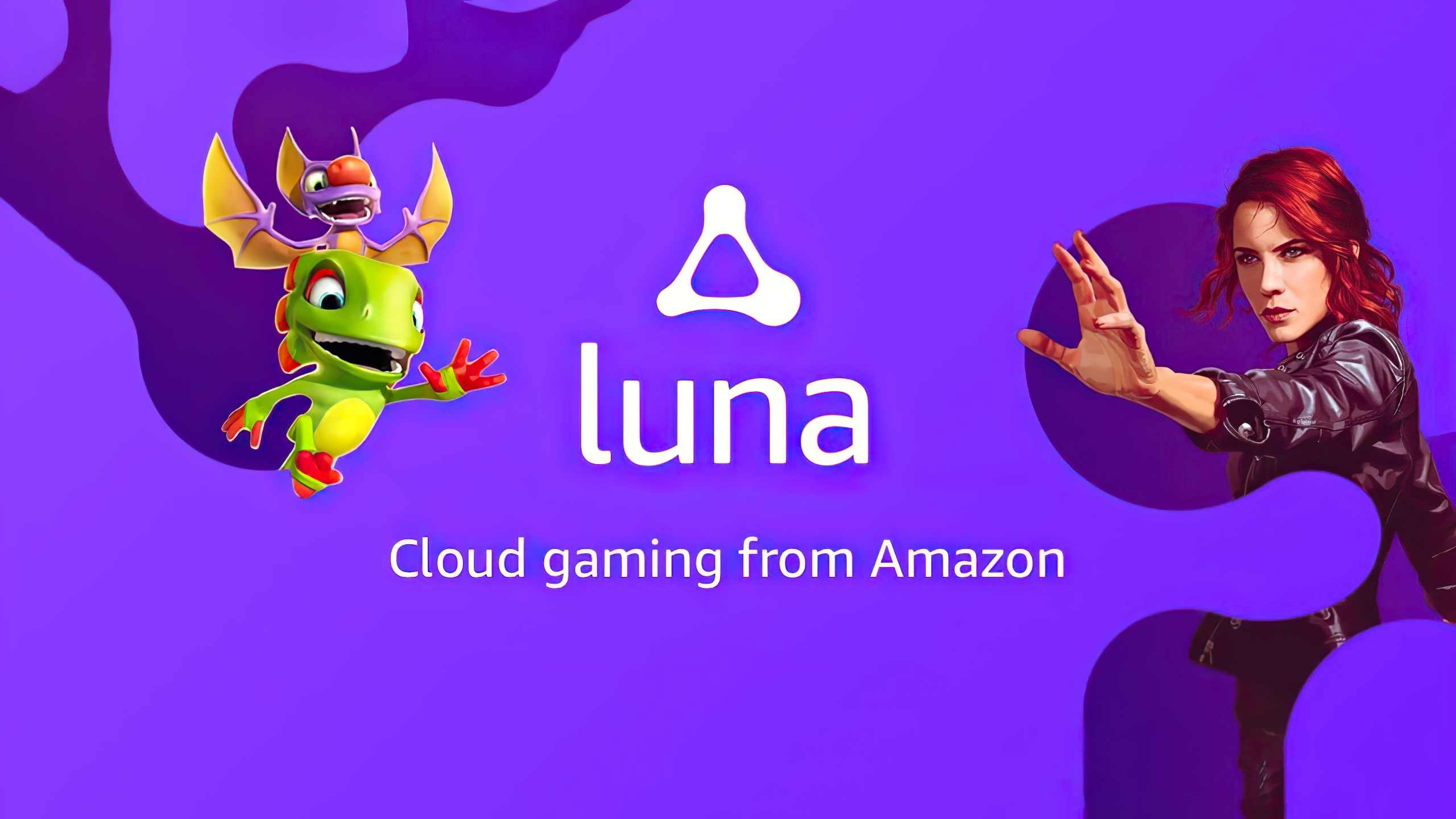 Arriva Luna la piattaforma di cloud gaming di Amazon