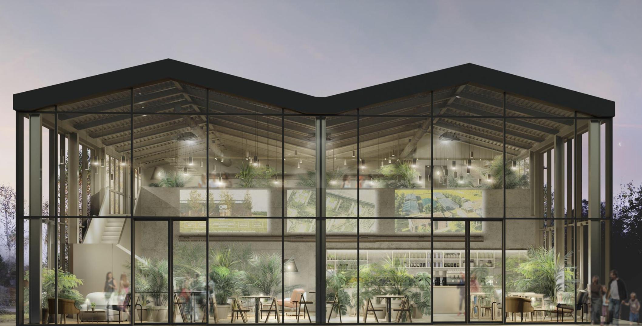 Nuovo Campus H-Farm dove crescere con il digitale