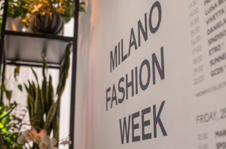 DataMagazine alla Milano Fashion Week