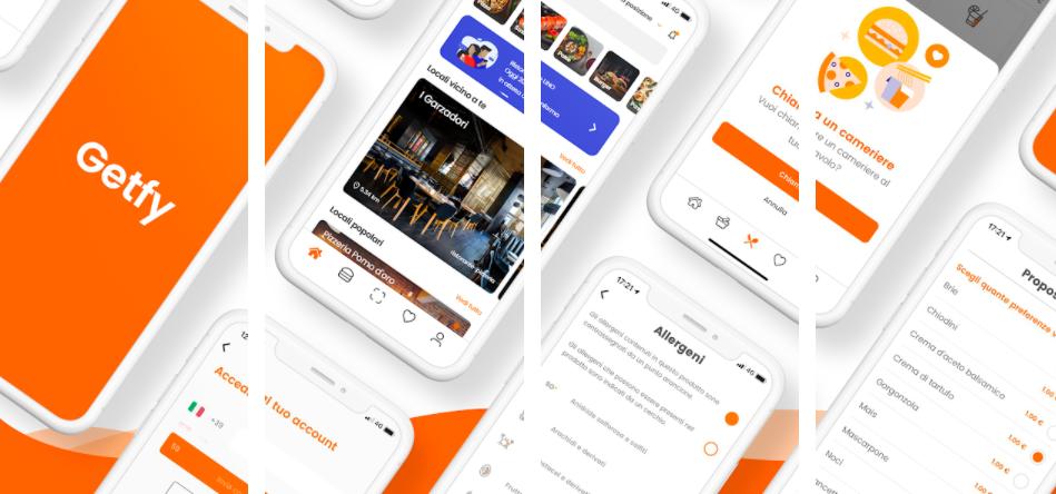 Nasce Getfy, l'App gratuita che mette in contatto esercenti e clienti