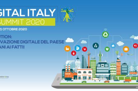 Digital Italy Summit 2020 l'evento sull'innovazione