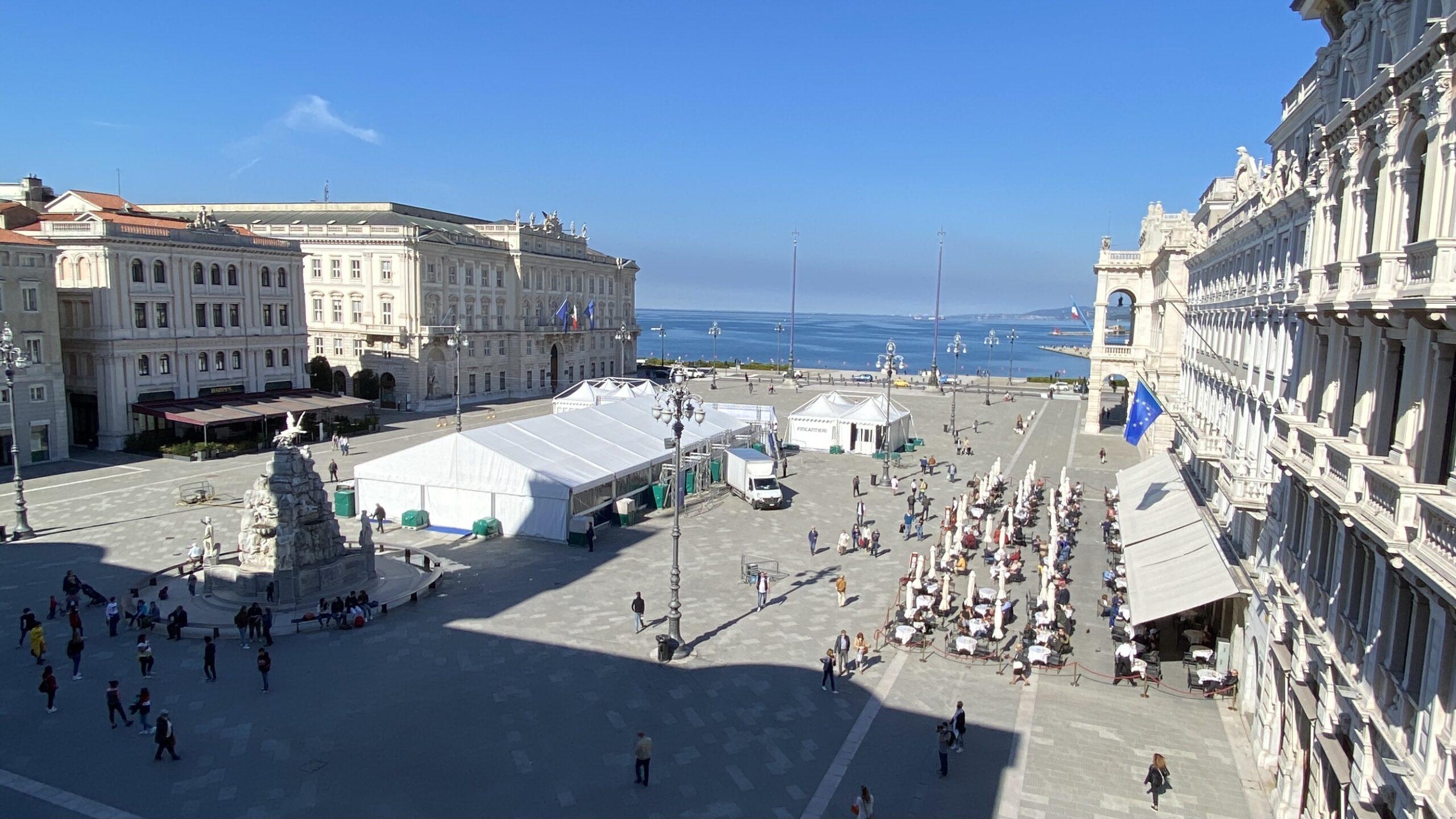 Il Festival del Giornalismo LINK a Trieste