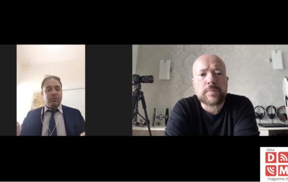L'intervista a William Nonnis su blockchain e digitale