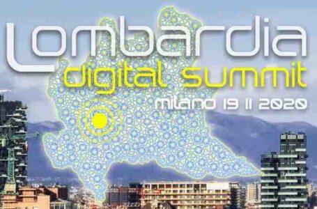 Lombardia Digital Summit 19 novembre 2020
