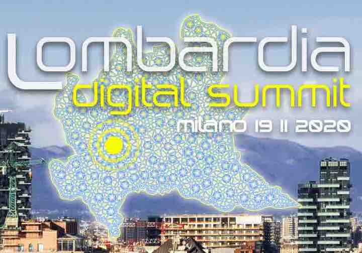 Lombardia Digital Summit 19 novembre 2020