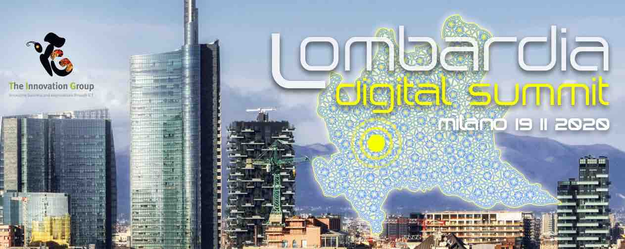 Lombardia Digital Summit – LIVE