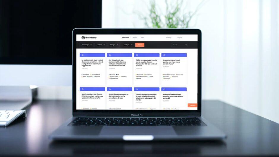 TechVocacy: la piattaforma per scoprire i trend in arrivo