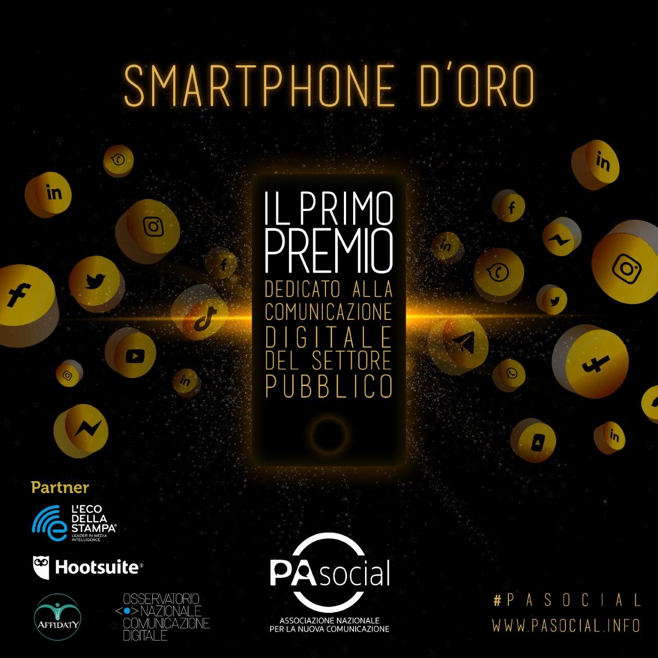 Si è conclusa la prima edizione dello Smartphone d'Oro