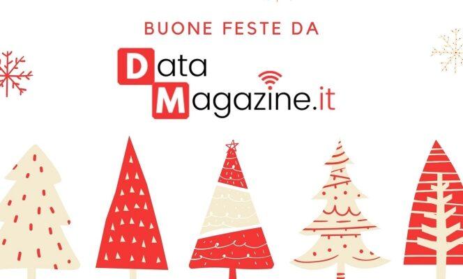 Buone feste dalla redazione di datamagazine.it