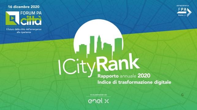 ICity Rank 2020