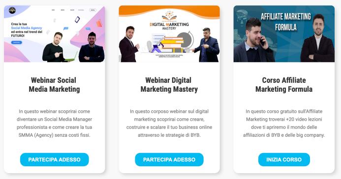 l'academy per diventare imprenditore digitale