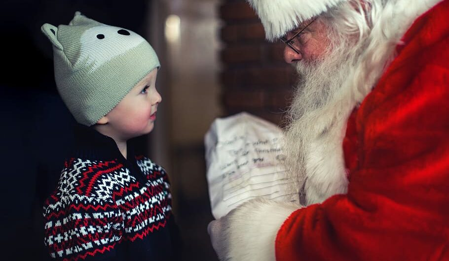 Babbo Natale diventa digital