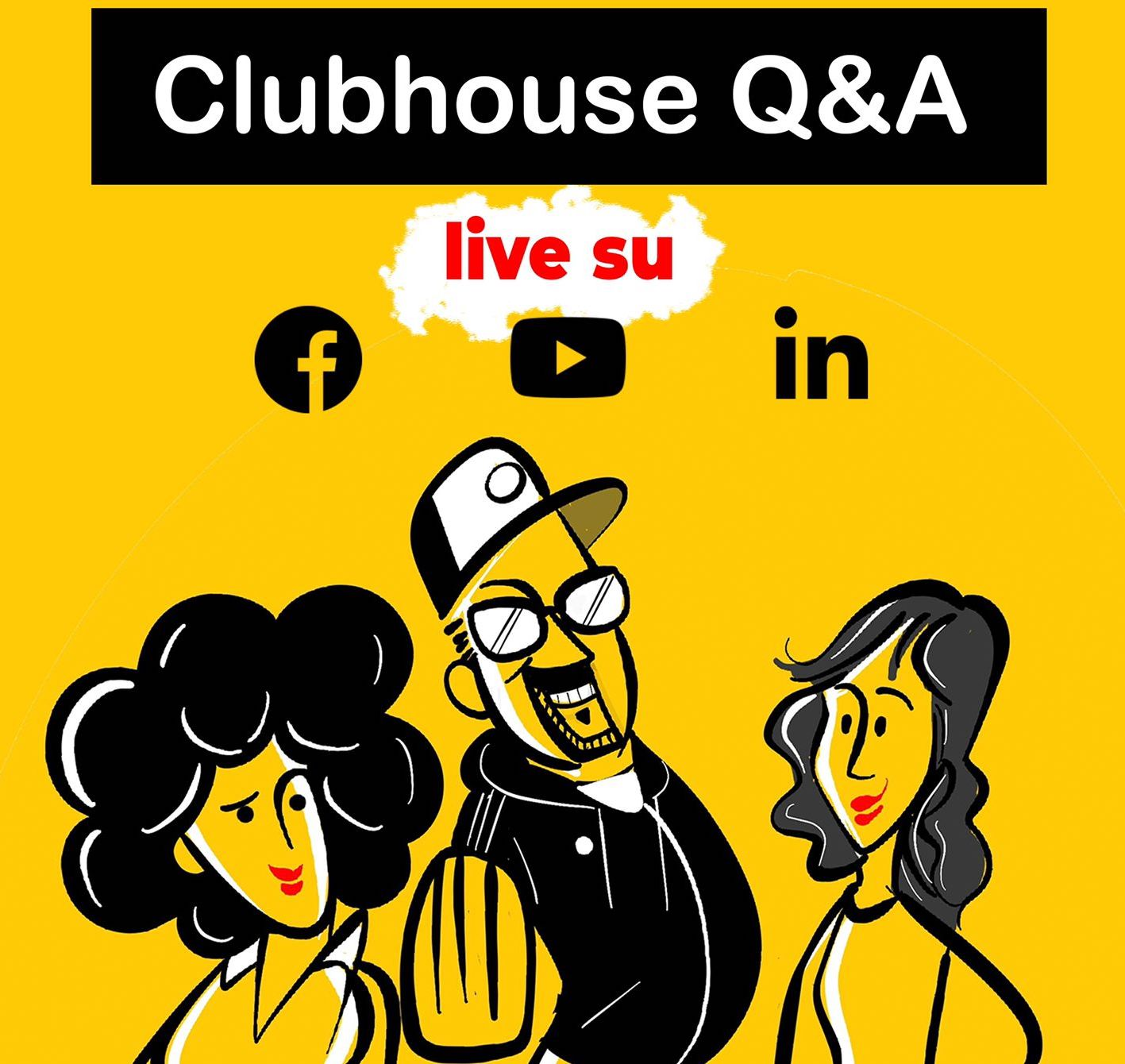 In 10 giorni una grande community italiana su Clubhouse