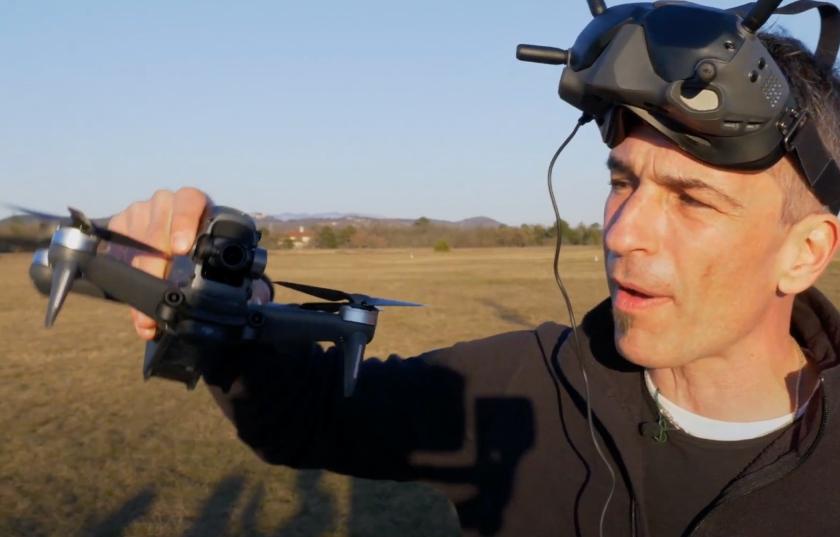 Droni, come utilizzarli in sicurezza. L'intervista a Max Morelli