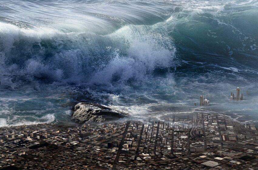 Mitsubishi Electric e l'IA per prevedere gli tsunami