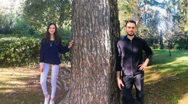 Vezua: dall'e-commerce alla forestazione