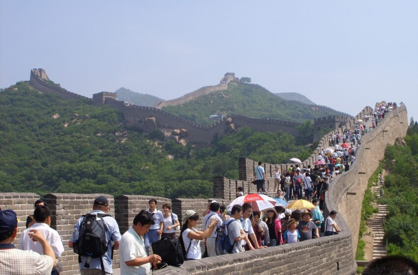 Il turismo è social: guardiamo alla Cina per la ripartenza del settore