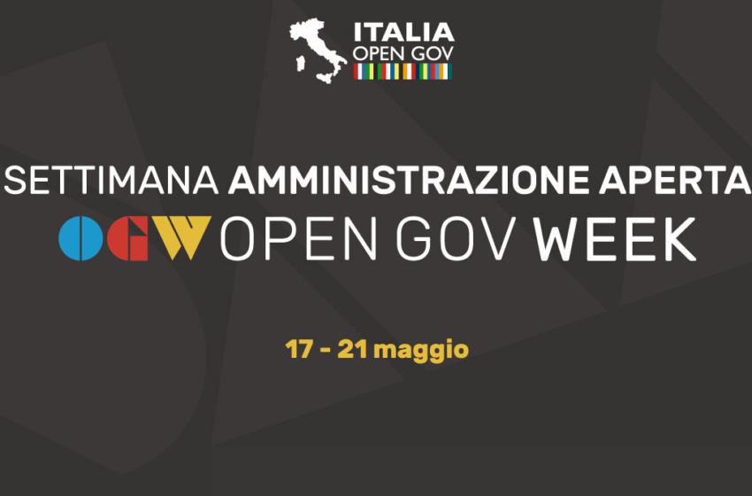 OpenGov Week: la PA punta su trasparenza e innovazione