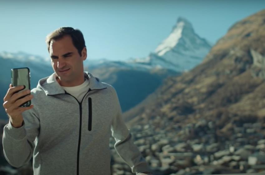 Svizzera Turismo sceglie Federer e De Niro per il nuovo spot