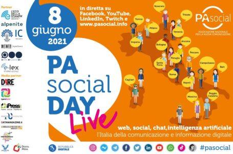 Torna il PA Social Day: l'8 giugno live da tutta Italia la maratona della comunicazione
