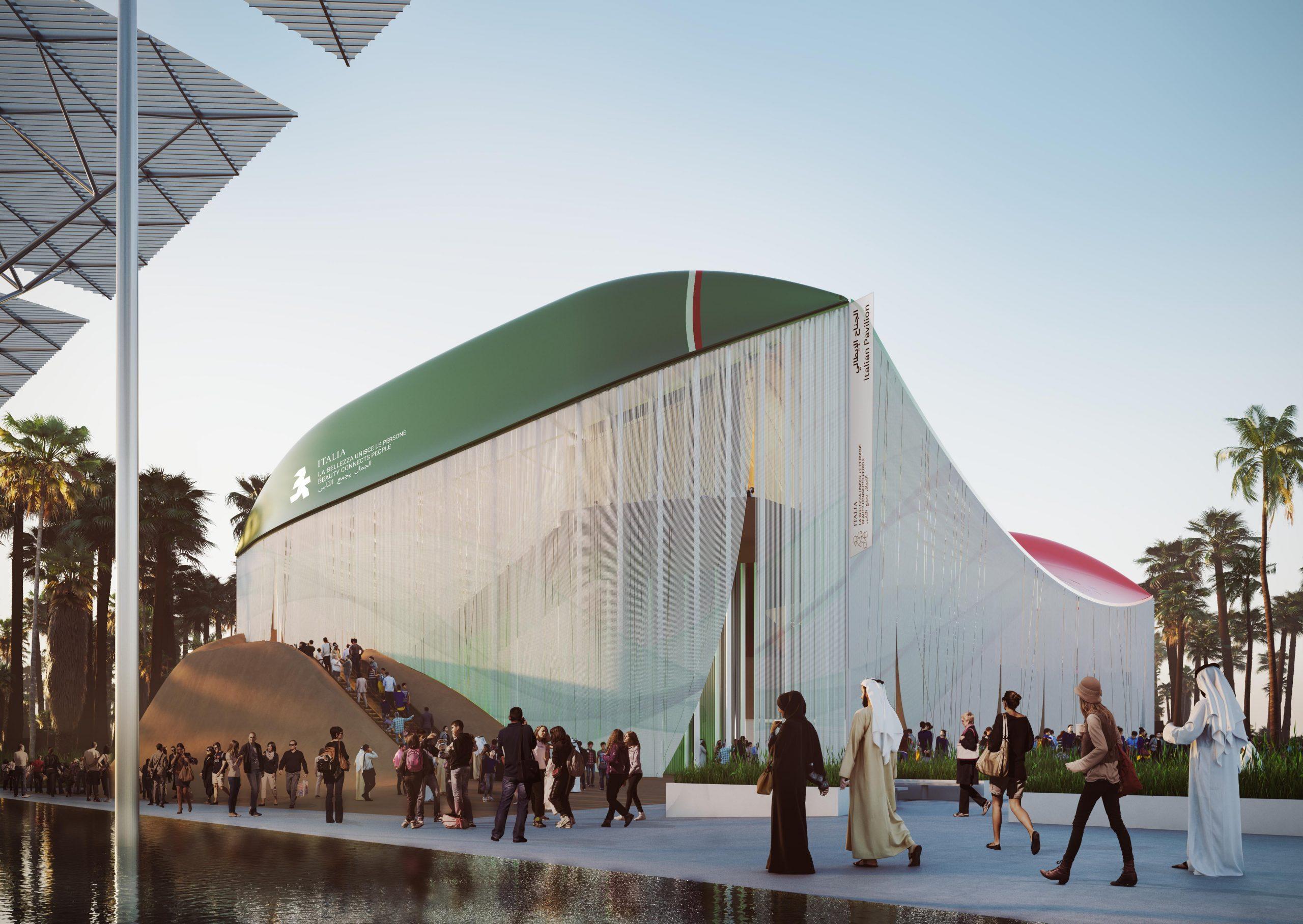 Expo 2020: Padiglione Italia candidato a premio per Miglior Progetto Innovativo