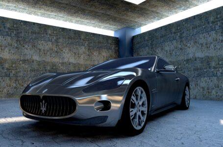 Mobilità sostenibile al Padiglione Italia di Expo 2020 Dubai con Maserati