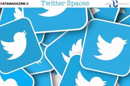 Smart City: ne parliamo su Twitter Spaces