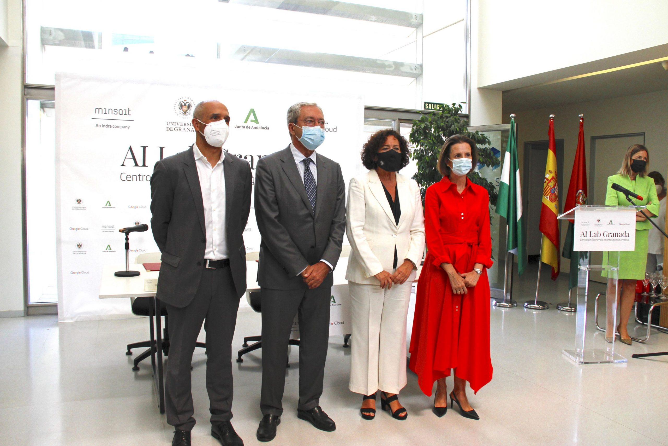 Nasce AI Lab Granada
