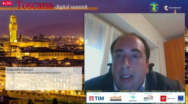 ANGI al Toscana Digital Summit