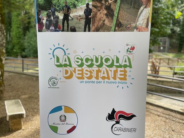 Ambiente e innovazione: scuola e carabinieri creano le Sentinelle della Biodiversità