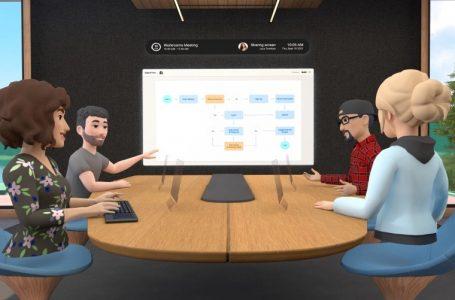 Facebook lancia Horizon Workrooms: dall'internet mobile al metaverso