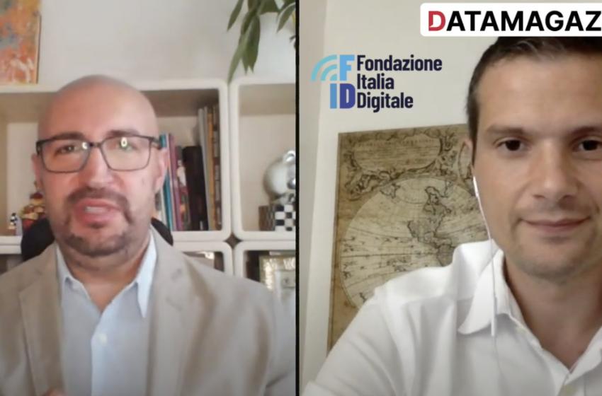 Fondazione Italia Digitale: l'intervista al Presidente Di Costanzo