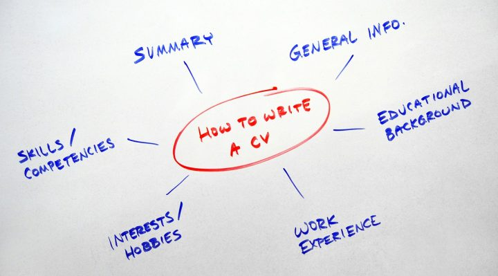 Dieci consigli per un CV efficace
