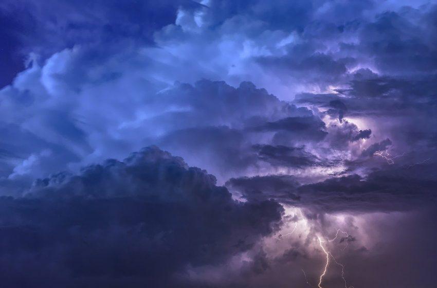 Livestorm: l'App che ti avverte quando sta per arrivare un temporale