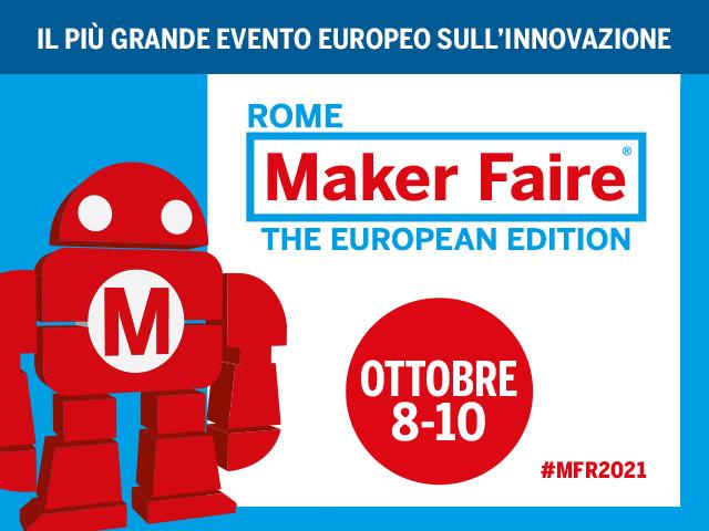 Torna Maker Faire Rome