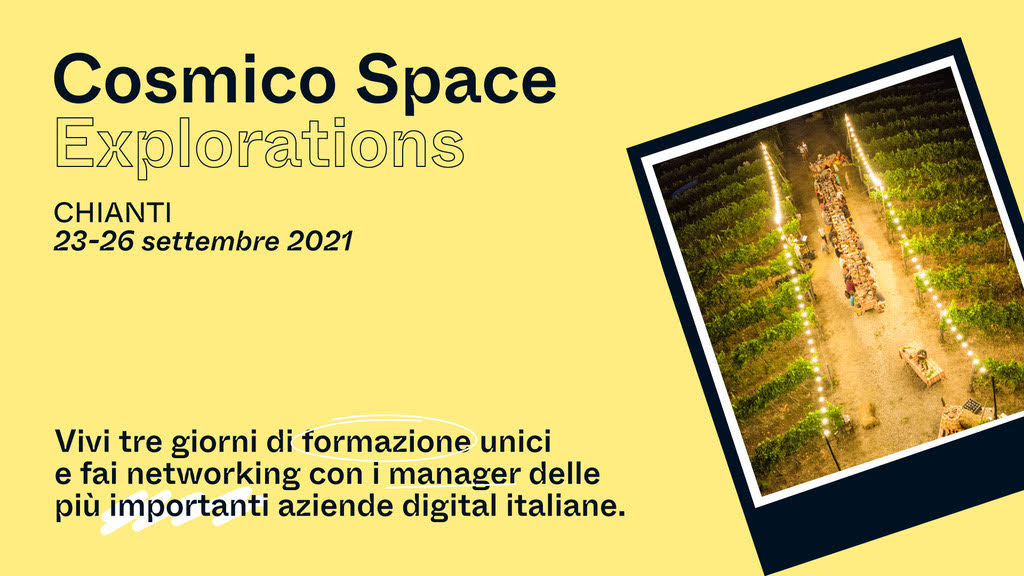 Cosmico Space Explorations