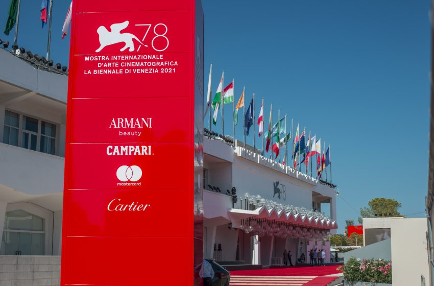 #Venezia78: la prima settimana di #BiennaleCinema2021 su Twitter