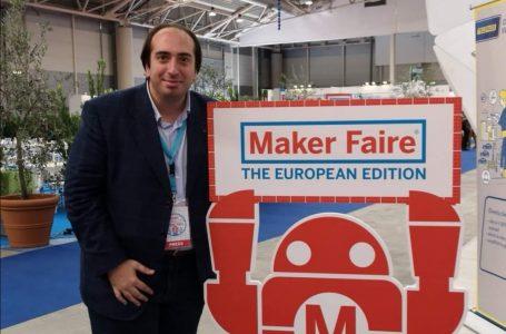 """Maker Faire, Ferrieri (ANGI): """"Innovazione pilastro per rilancio Roma Capitale"""""""