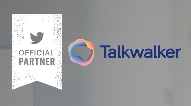 Talkwalker diventa Official Partner di Twitter